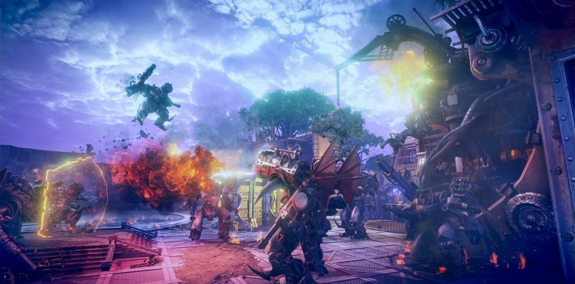 Elyon – Closed Beta zum MMORPG gestartet
