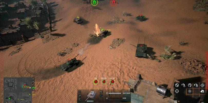 Iron Conflict – Einwöchige Beta startet Ende Oktober