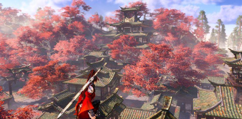Naraka Bladepoint – PS5-Version angekündigt
