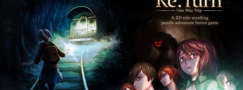 Re:Turn – One Way Trip startet nun auch auf der PS4