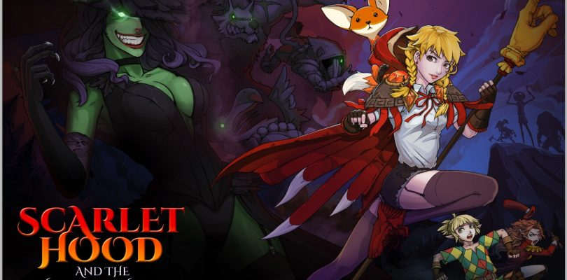 Scarlet Hood and the Wicked Wood – Release startet am 08. April