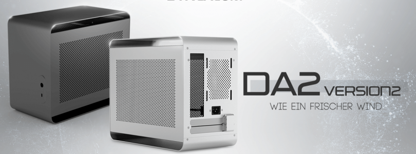 Streacom DA2 V2 – Das Mini-ITX-Gehäuse im Detail