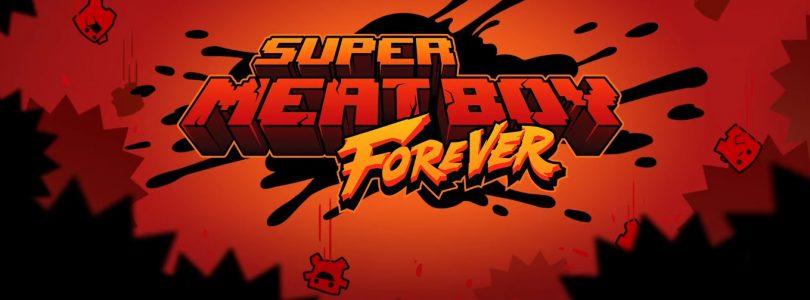 Super Meat Boy Forever – Umsetzung für XBox und PlayStation erscheint am 16. April