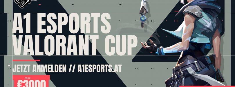 Valorant – A1 startet eSports-Cup