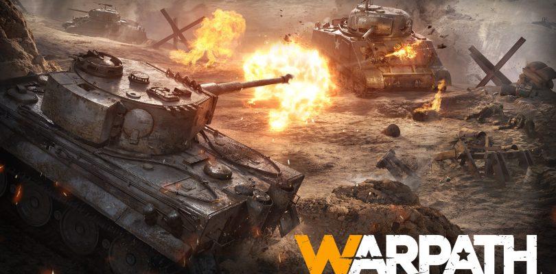 Warpath – Offene Beta zum Mobile-Echtzeit-Strategiespiel startet am 10. November