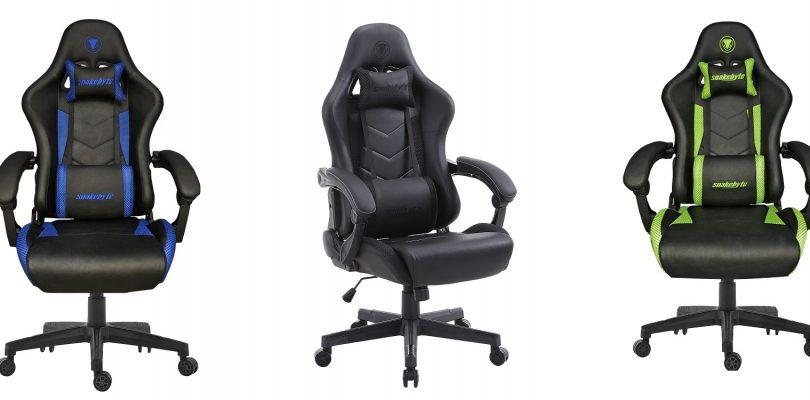 snakebyte Gaming Seat EVO – Der Sessel im Detail