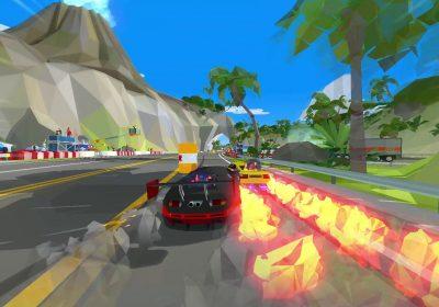 """Hotshot Racing – Fettes kostenloses DLC """"Big Boss"""" veröffentlicht"""