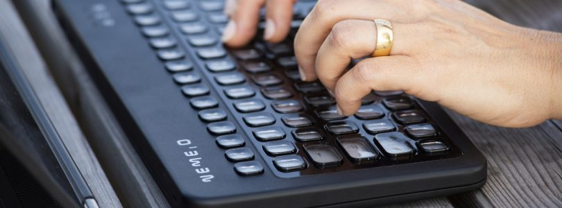 Nemeio – Komplett anpassbare Tastatur startet auf Kickstarter