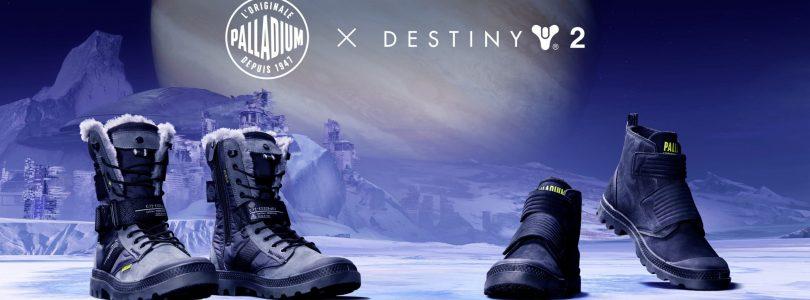 Gewinnspiel: Palladium x Destiny 2 – Wir machen euch Ready für den Winter
