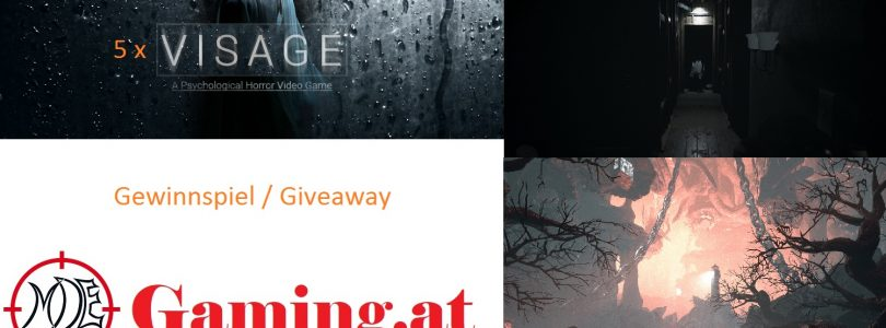 Gewinnspiel: Visage – Wir verlosen fünf Mal gewaltigen Horror