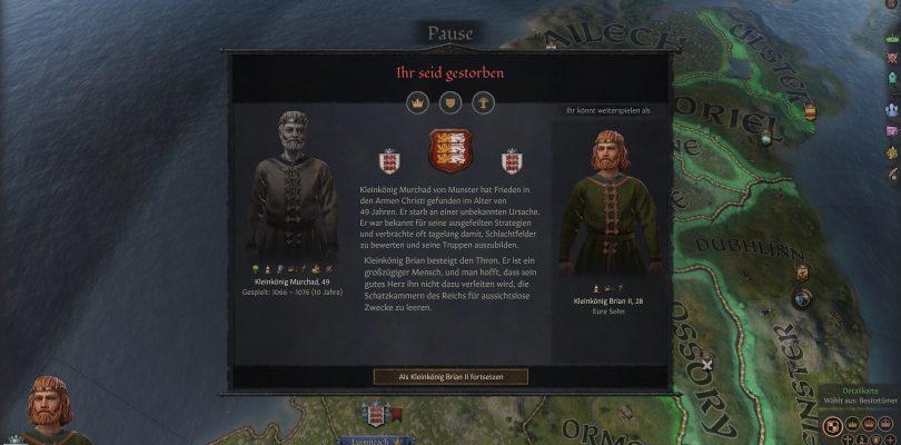 Special – Gaming Virgin: Crusader Kings 3 – Wir wagen uns in dieses komplexe Spiel
