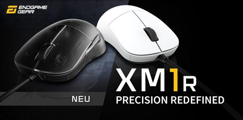 Endgame Gear XM1r – Neuauflage der Gaming-Maus veröffentlicht