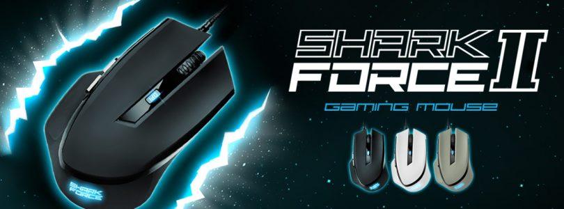 SHARK Force II – Die Maus von Sharkoon im Detail