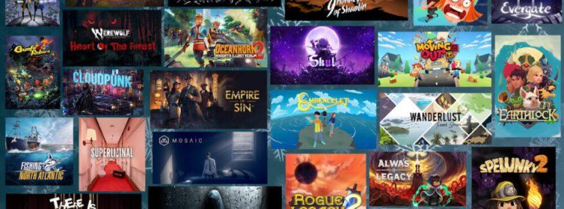 Kurznews: Snowcastle Games startet Adventkalender mit Visage, Liberated und Mehr