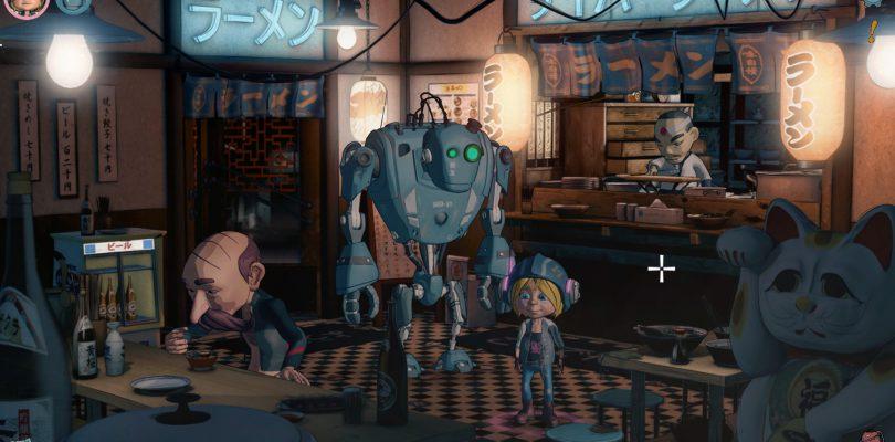 ENCODYA – Neues Hintergrundvideo zum kommenden Point and Click-Adventure veröffentlicht