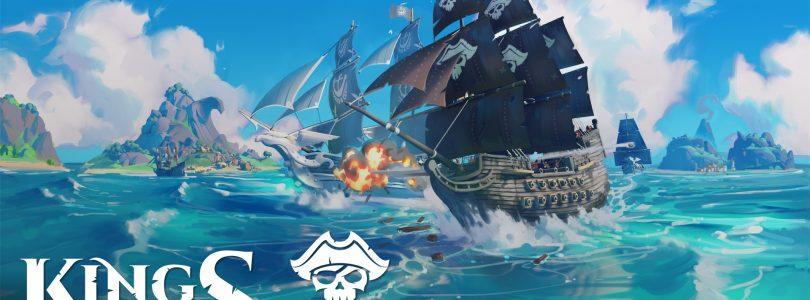 King of Seas – Action-RPG erscheint am 18. Februar