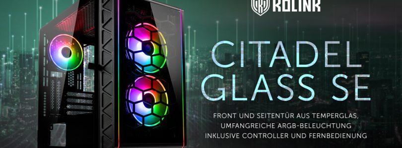 Citadel Glass SE – Der knuffige Tower von Kolink im Detail