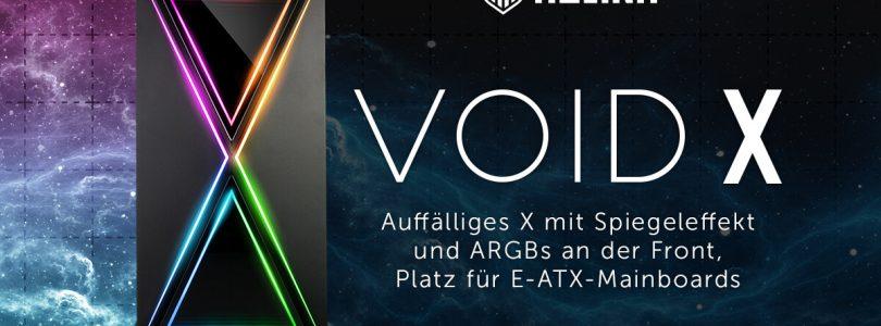 Kolink Void X – Das stilsichere RGB-Gehäuse im Detail