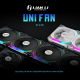 Lian Li UNI FAN SL140 – Die RGB-Lüfter im Detail