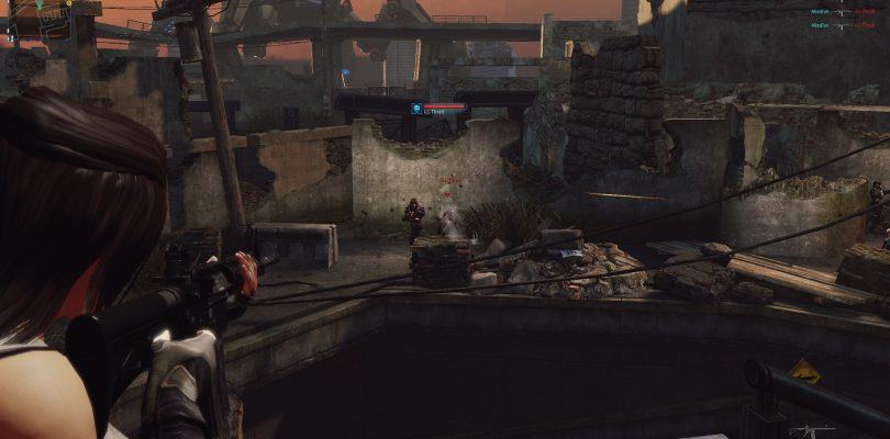"""Preview: M.A.R.S. Mercenary Assault and Recon Squad – Ein Old School """"Gears of War"""""""