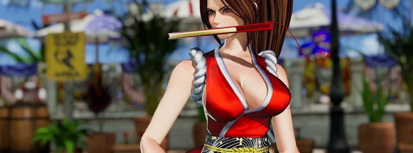 """The King of Fighters XV – Team """"Super Heroine"""" stellt sich vor"""