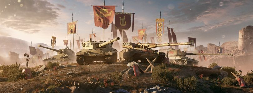 World of Tanks – The Offspring rocken im MMO