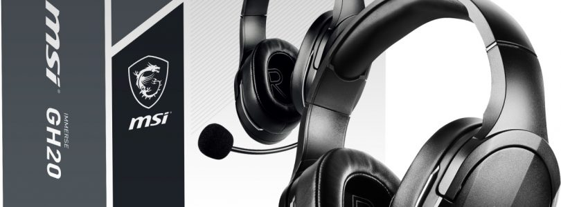 IMMERSE GH20 – Das Gaming-Headset im Detail