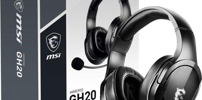 IMMERSE GH20 – Das Gaming-Headset im Detail