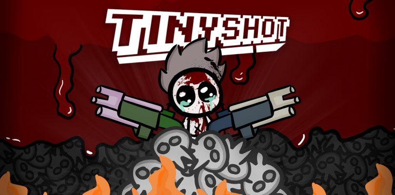 TinyShot – Roguelike-Arcade-Shooter für den PC erschienen