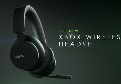 Xbox Wireless Headset erscheint am 16. März