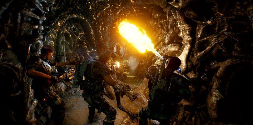 Aliens Fireteam – Umfangreiches Gameplay-Video, Spiel enthält keine Lootboxen