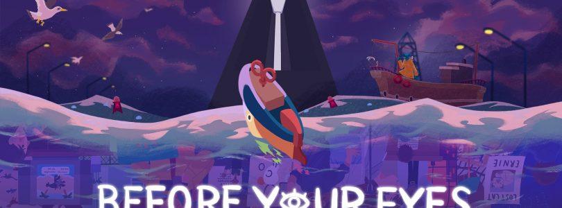 Before Your Eyes – Das emotionale Adventure erscheint am 08. April