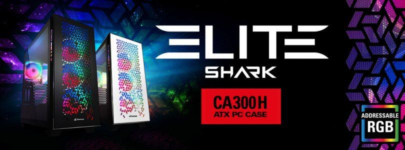 ELITE SHARK CA300H – Der ATX-Tower von Sharkoon im Detail