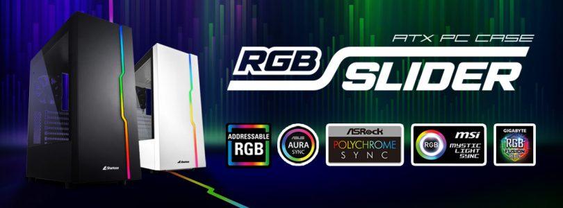 Sharkoon RGB Slider White – Das ATX-Gehäuse im Detail