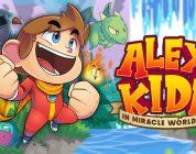 Alex Kidd in Miracle World – Hier kommt der Launch-Trailer