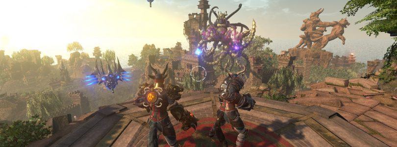 Almighty: Kill Your Gods startet in den Early Access