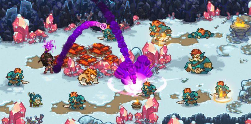 Legends of Kingdom Rush startet via Apple Arcade