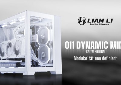 Lian Li O11 Dynamic Mini – Die Snow Edition im Detail