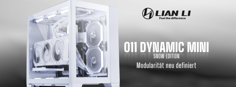 Lian Li O11 Dynamic Mini – Die Snow Edition im Detail