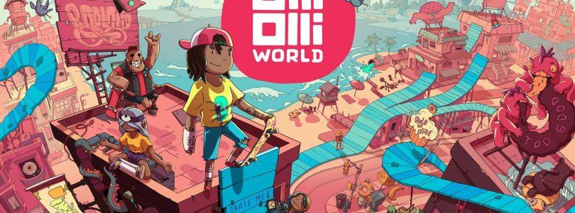 OlliOlli World für PC und Konsolen angekündigt
