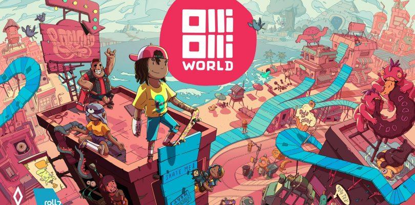OlliOlli World – Frischer Trailer von der E3 2021