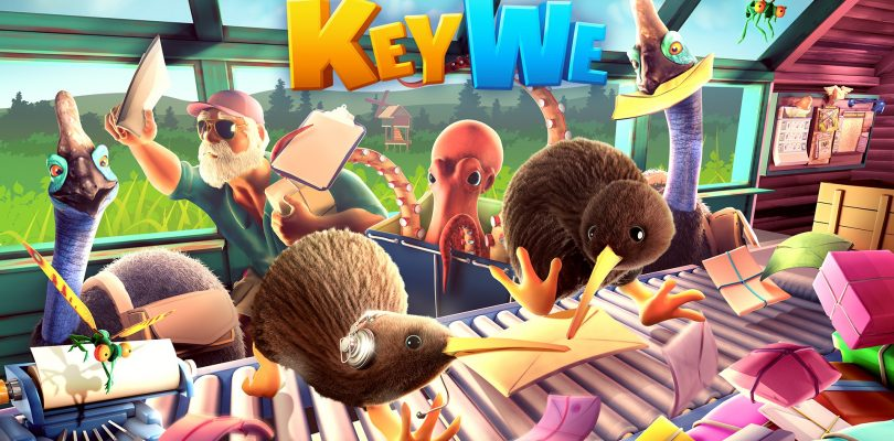 """Preview: KeyWe – Gemeinsam """"Vögel"""" steuern"""
