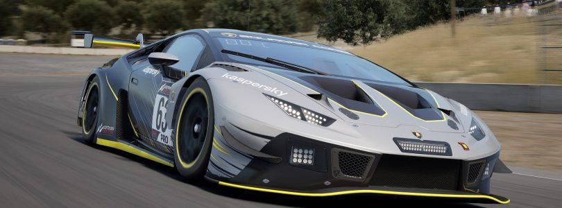 Assetto Corsa: Lamborghini eSports Series 2021 – Anmeldephase gestartet