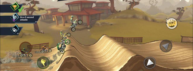 Mad Skills Motocross 3 für iOS und Android erschienen