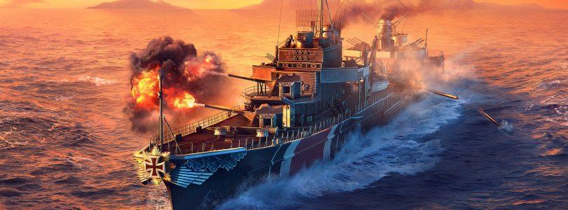 World of Warships – Mit Update 0.10.8 wird Geburtstag gefeiert