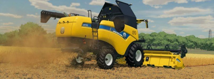 Landwirtschafts-Simulator 22 – Crossplay für sämtliche Plattformen angekündigt