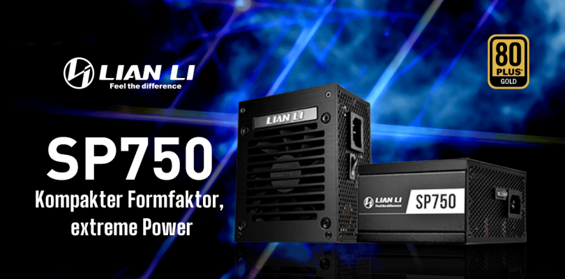 Lian Li SP750 – Das modulare Netzteil im Detail