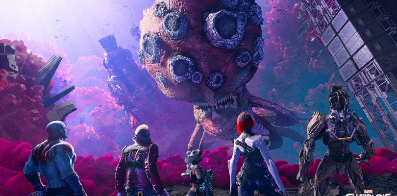 Guardians of the Galaxy – Hier kommt der Launch-Trailer