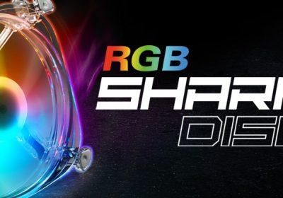 SHARK Disc – Die RGB-Lüfter von Sharkoon im Detail
