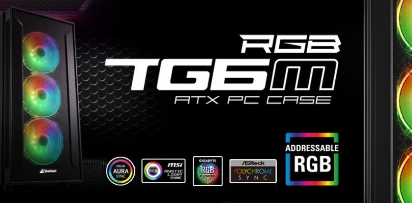 TG6M RGB – Das ATX-Gehäuse von Sharkoon im Detail